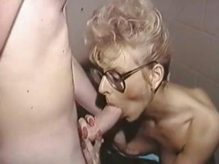 Porno Video of Retro Porn With Blonde Brandy Alexandre Riding And Blowing Cock