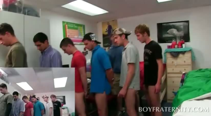 Porn Tube of Fraternity Sex Party With Gay Freshmen