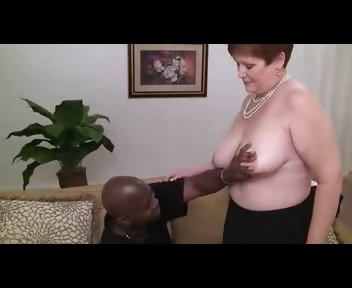 Porn Tube of Chubby Amateur Redhead Granny Visits The Casting Couch And Shows Her Big Natural Tits