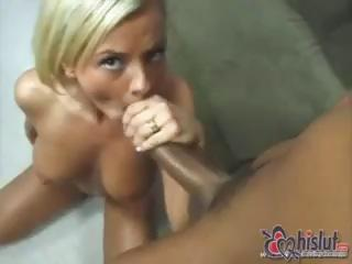 Sex Movie of Pornstar Bree Olson Gets A Big Black Cock To Bang Her For A Load