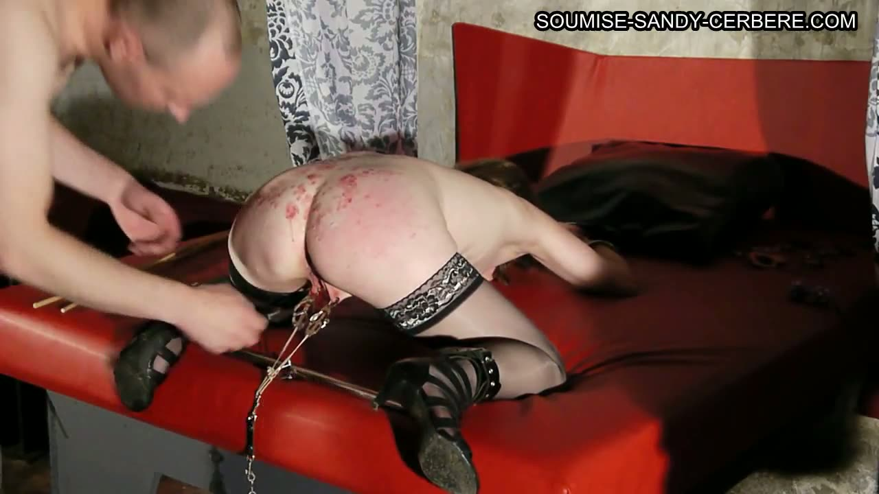 Porno Video of Blowjob And Submission For French Bdsm Slave