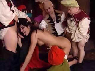 Porno Video of Snow White Ten Years Later