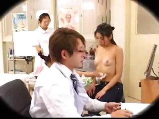 Porn Tube of Spycam At Gynecologist