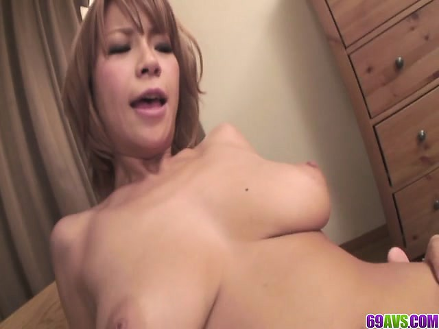 Porn Tube of Sumire Matsu Tight Pussy Gets Creampied