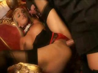Porn Tube of Yasmine Virginie Caprice And Lea Lazur Dp