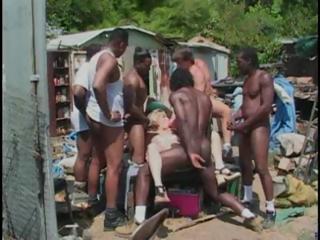 Gangbang Porn Tube