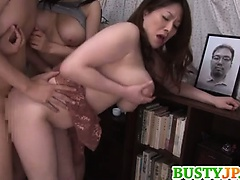 Hot mature asian chick group action   Big Boobs Update