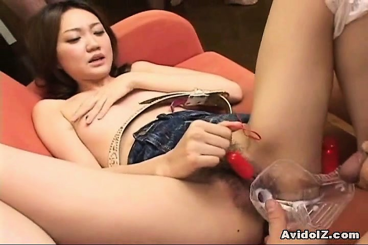Porno Video of Extreme Cream Pie For Japanese Babe Uncensored
