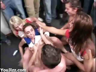 Porn Tube of College Orgy Party Starring Naomi