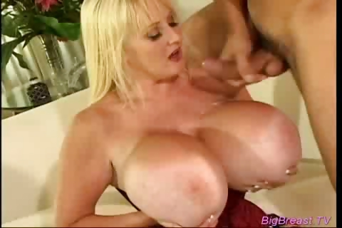 Porn Tube of Nasty Mommy With The Biggest Boobs You Can Imagine Goes Hardcore