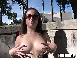 video clip letting us see sexy next door girls being
