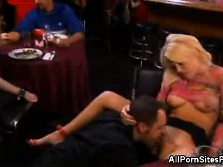 blonde holly wellin gets nasty
