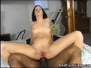 deja dare interracial anal movie