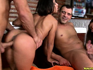 the euro babes love getting cock every which way