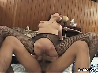 busty japanese give a perfect handjob and blowjob