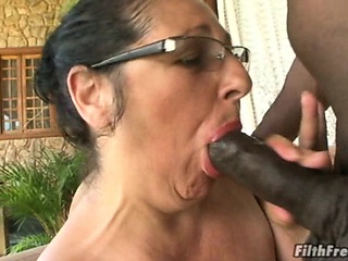 great bj from an old lady