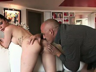 nikita bellucci gets bumped by the don's weapon of choice