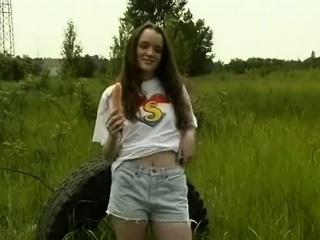 nuori tyttö masturboi sisään the ala
