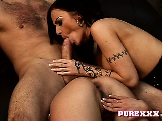 sexy girls fucked hardcore in an intense threesome