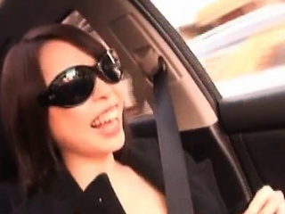 horny asian milf showing her firm tits