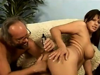 thick mother fucked by an old man