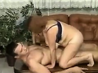 mature busty woman getting pounded