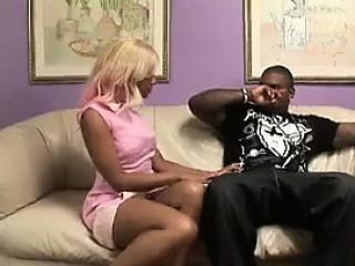 horny ebony hooker with big black guy