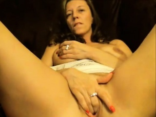 horny milf in private webcam chat