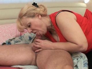 who said grandma doesn't like anal sex