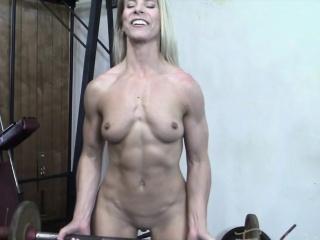 claire shows de nieuwe trainer schoffel haar gedaan