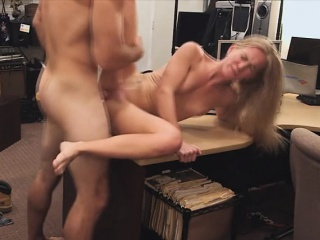 the country girl got her shaved wet pussy bang hard and deep