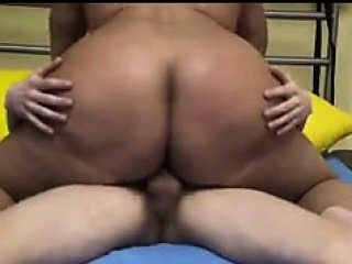 thick mature woman riding her lovers cock