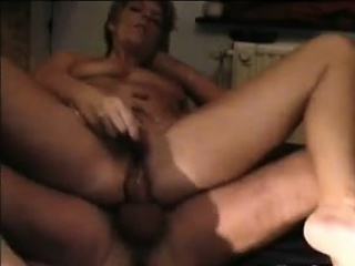 mature woman getting butt fucked by her man