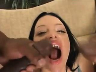 sexy slut that loves facials compilation