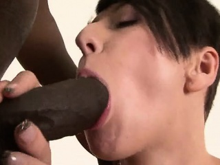 babe with hairy pussy fucked by bbc