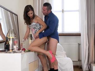 cute pornstar best cumshot