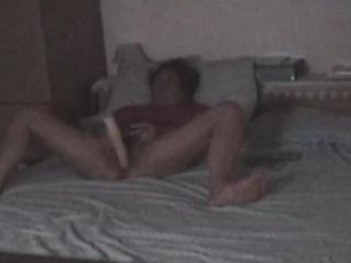 spy camera caught latina milf maria toying her pussy