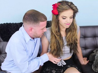 charming young sexy teen girl brooke lynn gets a hard fuck