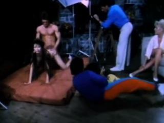 amber lynn nina hartley buck adams in vintage fuck clip