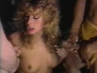 barbara dare nina hartley erica boyer in classic porn clip