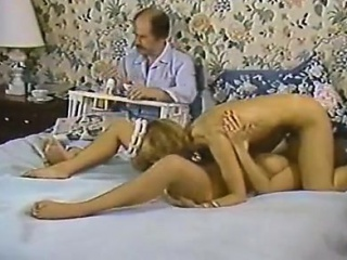 karen summer nina hartley in porn classic clip with a