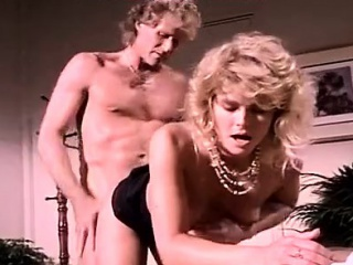 kc williams randy west in classic porn video featuring hot