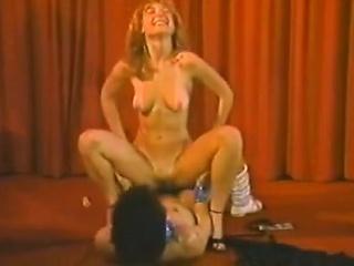 nina hartley billy dee in wild sex in public in a hot