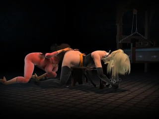 caught captured and lashed hottest 3d anime sex movies