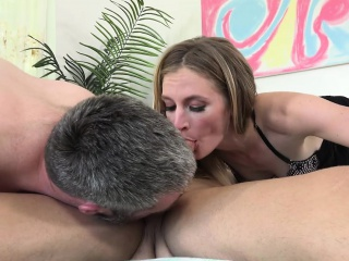 mona wales and husband fuck and suck golf teacher