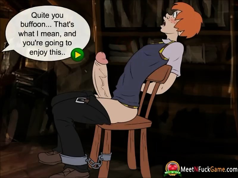 Harry potter ron threesome with milf hentai game tmb