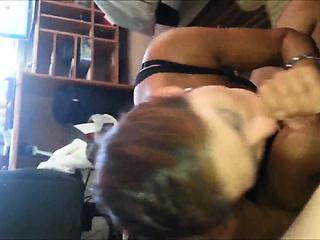 stunning latina pussy sex and blowjob