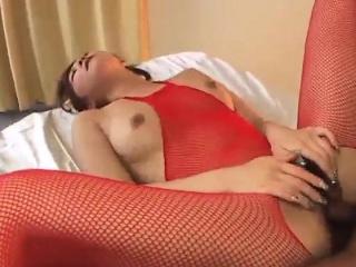 превъзходен сцени на тройка секс с сладък erena kurosawa
