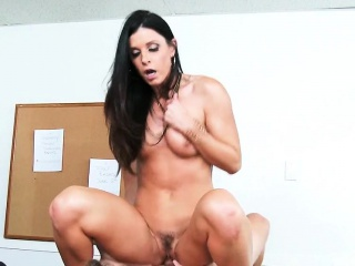 small tits milf teacher and long student cock india summer