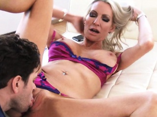 blonde milf stuffed with thick cock emma starr